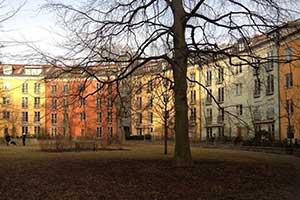 St Eriksområdet, Kungsholmen i Stockholm